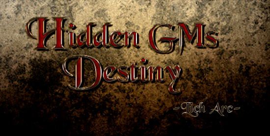 Hidden GMs Destiny Lich Arc